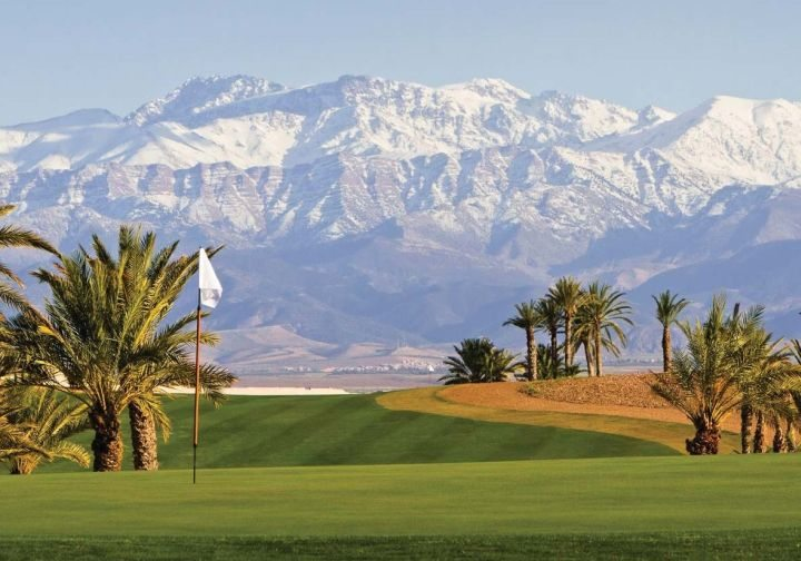Starting Golf & Marrakesch - Assoufid
