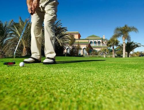 Starting Golf & Marrakesch
