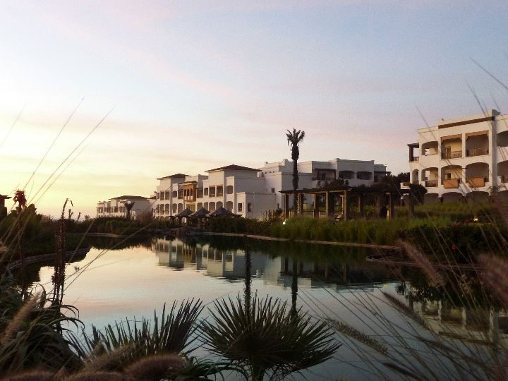 Starting Golf und Robinson - Club Agadir